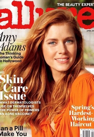 Allure April 2016 : Amy Adams by Carter Smith