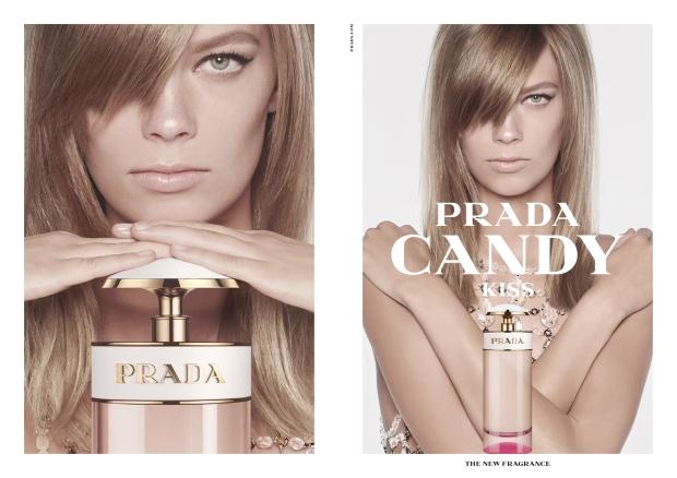 Prada 'Candy Kiss' Fragrance : Lexi Boling by Steven Meisel