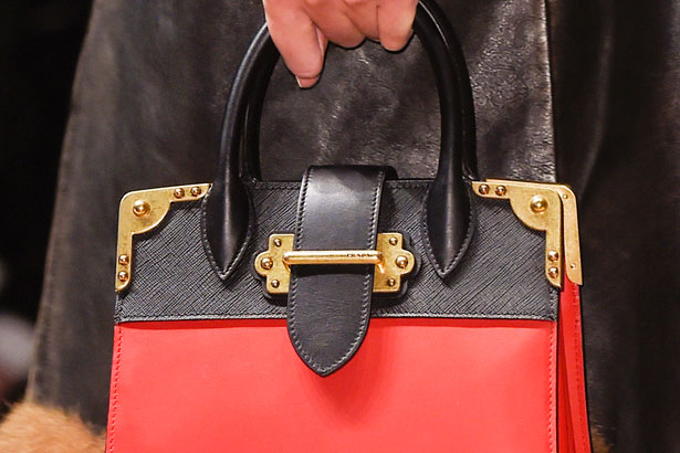 Prada Handbag Runway Fall 2016