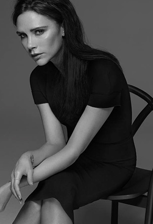 Victoria Beckham Announces Estée Lauder Collaboration
