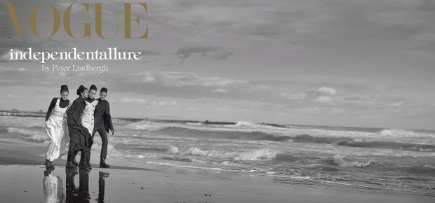 Vogue Italia April 2016 by Patrick Demarchelier, Peter Lindbergh & Bruce Weber