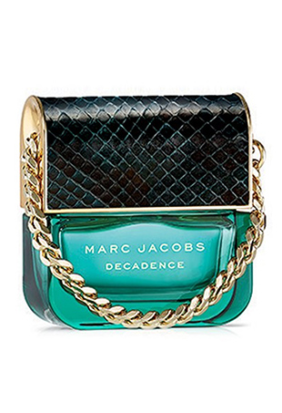 At the 2016 Fragrance Foundation Awards, Marc Jacobs' Decadence won both Women's Prestige Fragrance of the Year and Packaging of the Year.