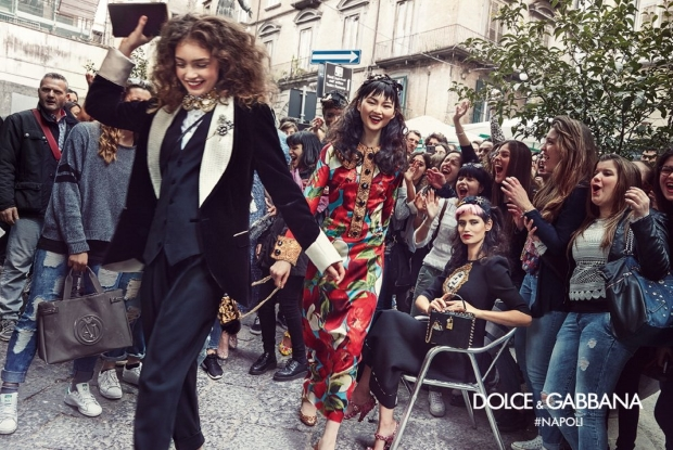 Dolce & Gabbana F/W 2016.17 by Franco Pagetti