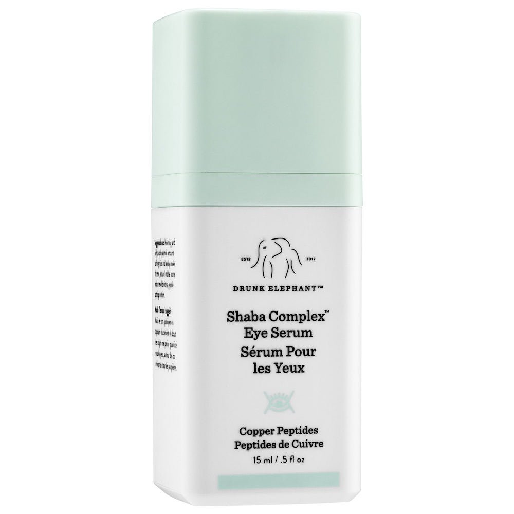 Best eye cream: Drunk Elephant Shaba Complex Eye Serum