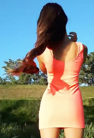 Slow-motion videos of people undoing their tightly wound buns and letting their Rapunzel-like hair whirl downwards are taking Instagram by storm.