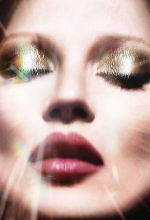 Kate Moss stars in Charlotte Tillbury's 360-degree The Scent of a Dream virtual reality film.