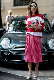 All the Best Street Style Looks From Milan Fashion Week Spring 2017