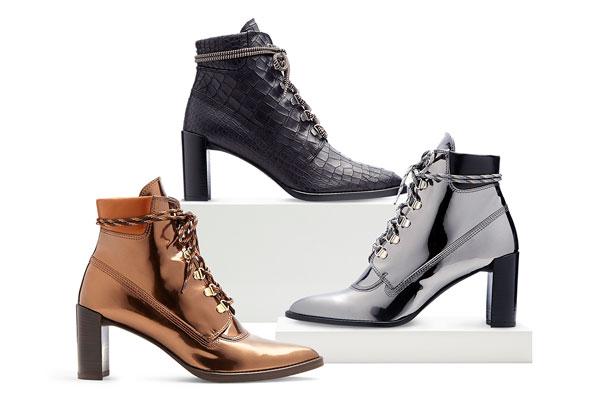 Introducing the Gigi Boot, from Stuart Weitzman and Gigi Hadid.