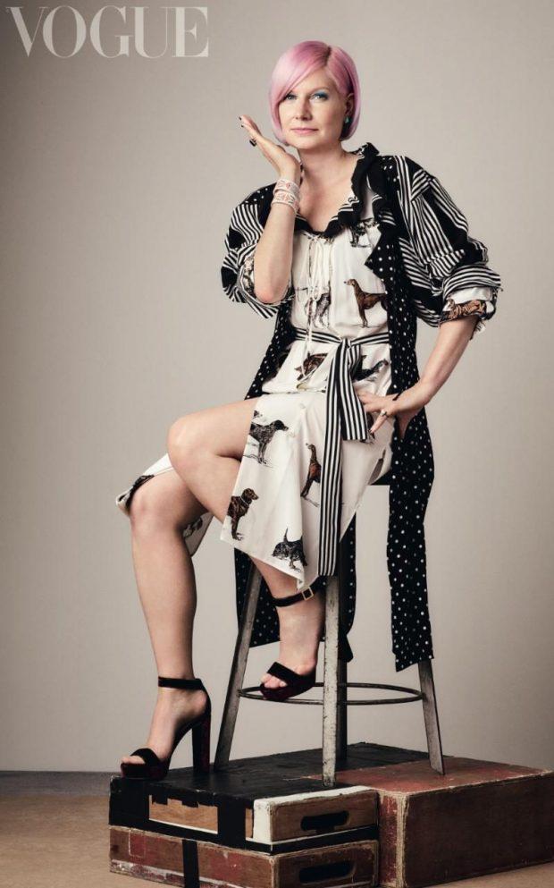 Image: Vogue UK
