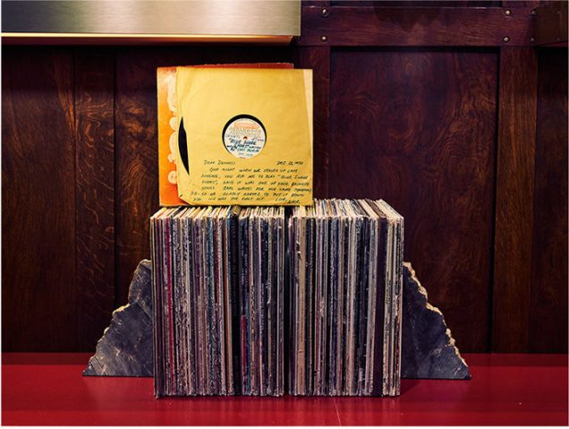 Dennis Hopper's Personal Record Collection, $150,000