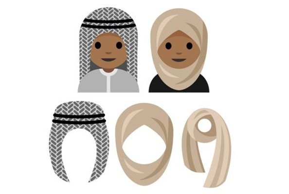 Hijab emojis might be coming in 2017.