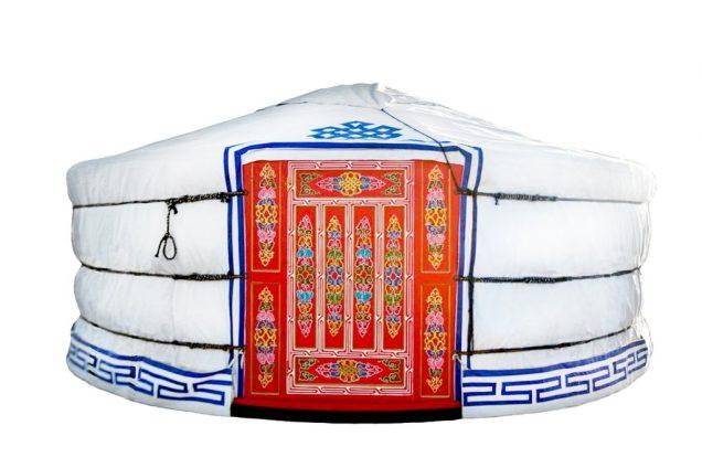 Groovyyurts Super Ger 20' Yurt, $8,300