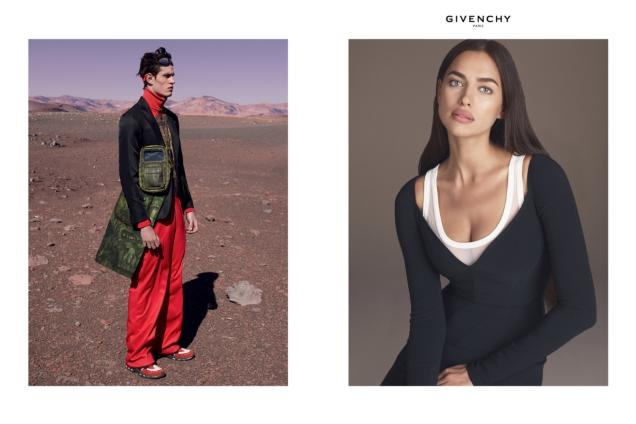 Givenchy S/S 2017 by Mert Alas & Marcus Piggott