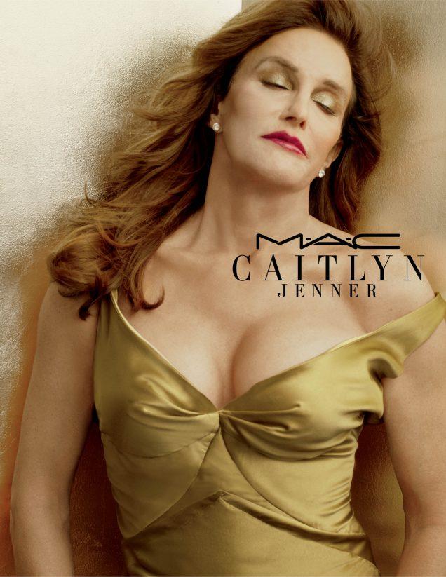 MAC Caitlyn Jenner; Image: M.A.C. Cosmetics