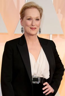 Karl Lagerfeld's Beef With Meryl Streep Reveals the Truth Behind Those Oscar Dresses