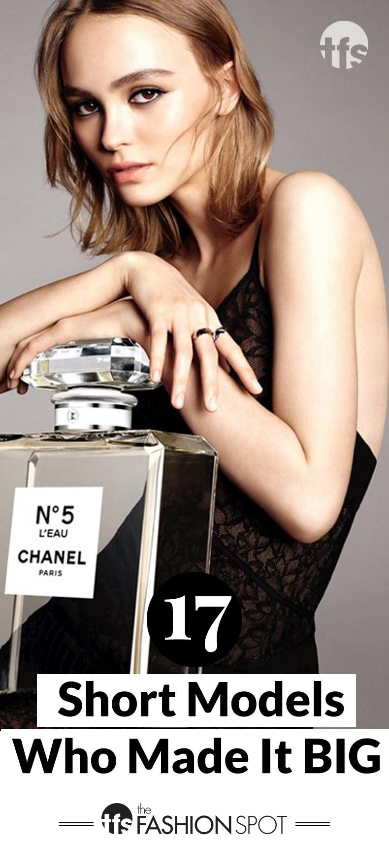 17 Short Models Who Made It Big