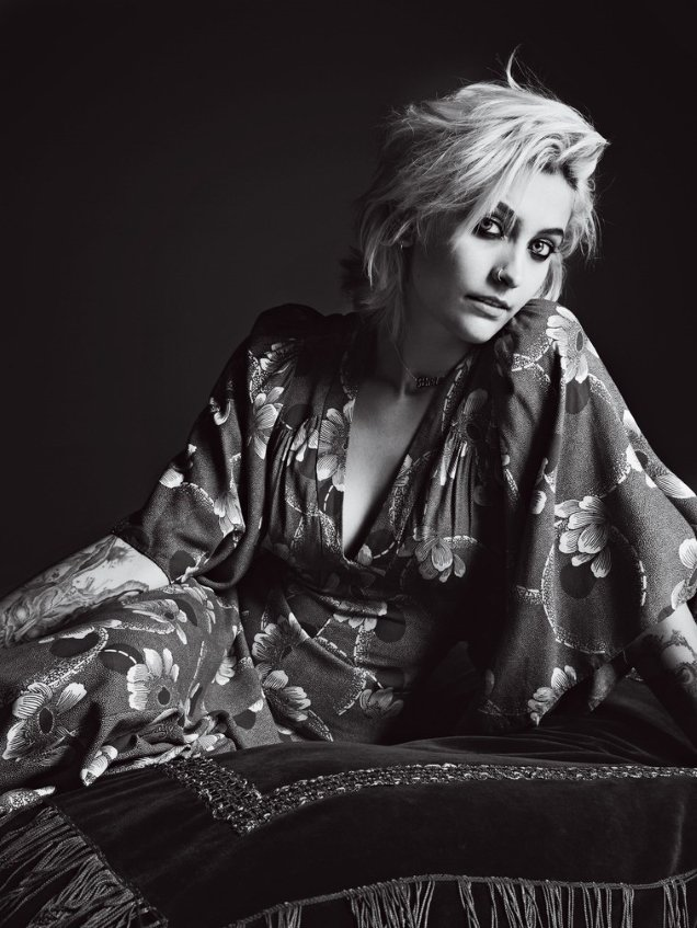 Teen Vogue Volume #2 : Paris Jackson by Hedi Slimane