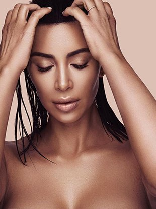 "Kim Kardashian West has responded to the ""blackface"" allegations surrounding her inaugural KKW Beauty campaign."