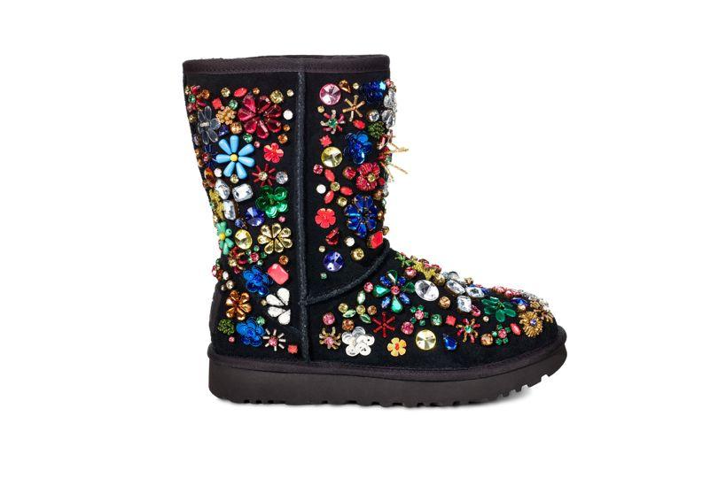 UGG-Jeremy-Scott-Black-Boot