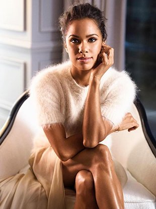 Misty Copeland for Estée Lauder.