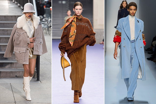 Marc Jacobs Fall 2017, Mulberry Fall 2017, Ermanno Scervino Fall 2017; Images: Imaxtree
