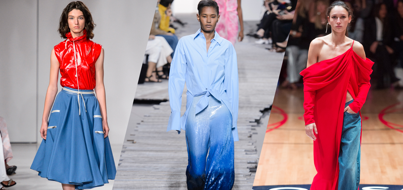 15 Top Spring 2018 Fashion Trends From NYFW - theFashionSpot