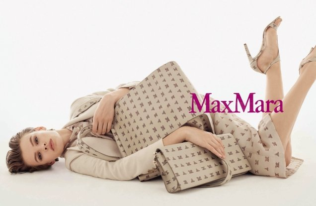 Max Mara S/S 2018 : Cara Taylor by Steven Meisel