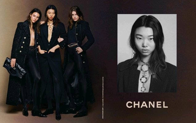 Chanel F/W 2018.19 by Karl Lagerfeld