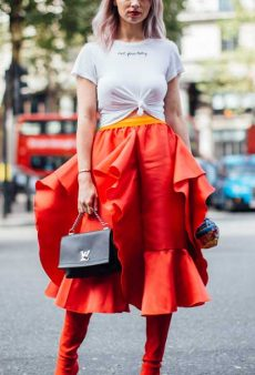Let These Transitional Outfits Inspire Your Between-Seasons Dressing