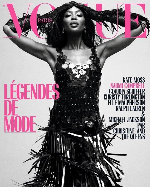 Vogue Paris September 2018 by Mikael Jansson & Inez van Lamsweerde & Vinoodh Matadin