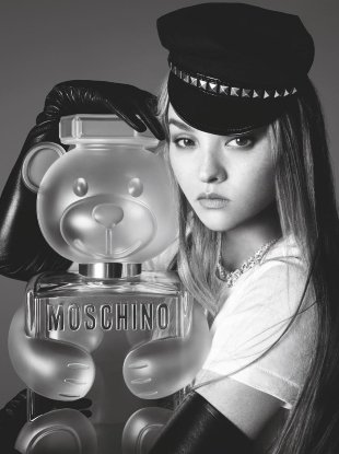 Moschino 'Toy 2' Fragrance 2018 : Devon Aoki by Steven Meisel