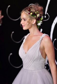 The Most Gorgeous Runway Hair Trend Is in Full Bloom