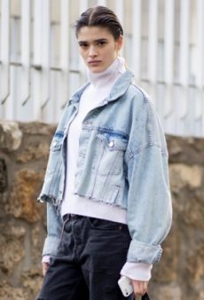 Trend Alert: Faded Denim Is About to Take Over