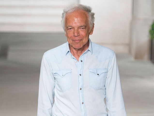 49b052d74f9 Ralph Lauren Is the First American Fashion Designer to Be Knighted ...
