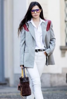 30 Ways to Wear Your Winter Whites Without Getting Washed Out