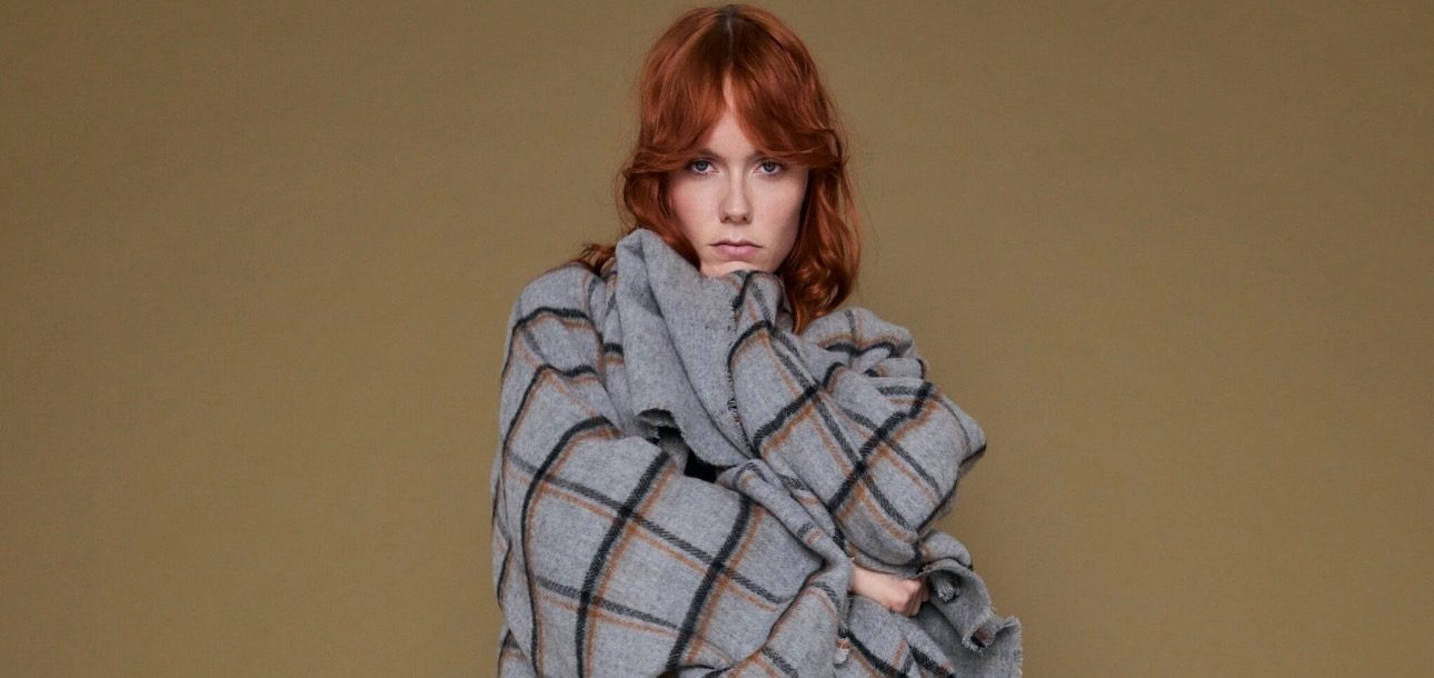 10 Oversized Scarves to Get Wrapped Up in This Season