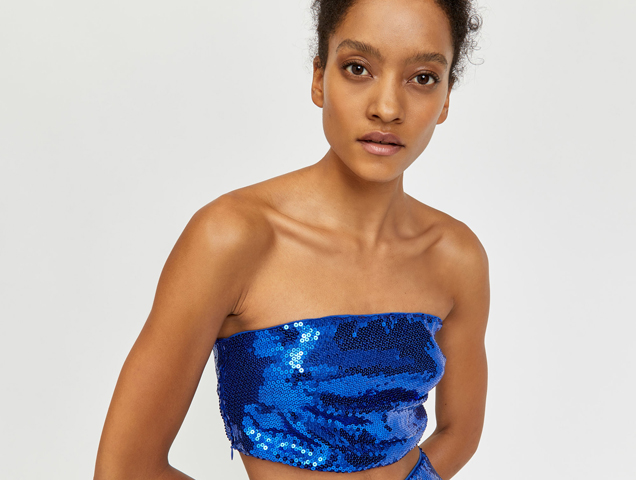 The Affordable Ashish x Warehouse Holiday Collab Is a Sequin-Lover's Dream