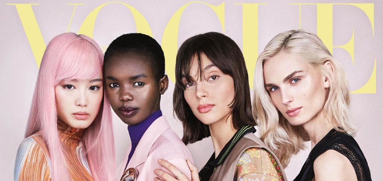 Report: 2018's Magazine Covers Were More Racially Diverse Than Ever, Size and Gender Representation More Than Doubled