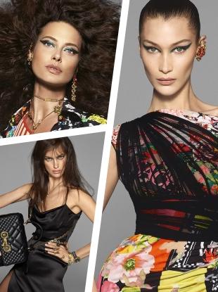 Versace S/S 2019 by Steven Meisel