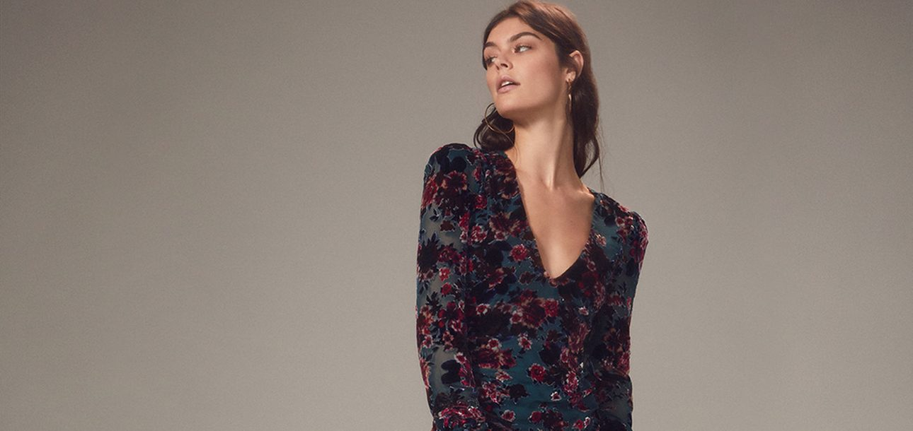 14 Dresses That'll Make You the Chicest Winter Wedding Guest