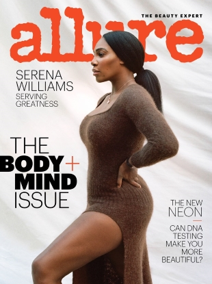 Allure February 2019 : Serena Williams by Tanya & Zhenya Posternak