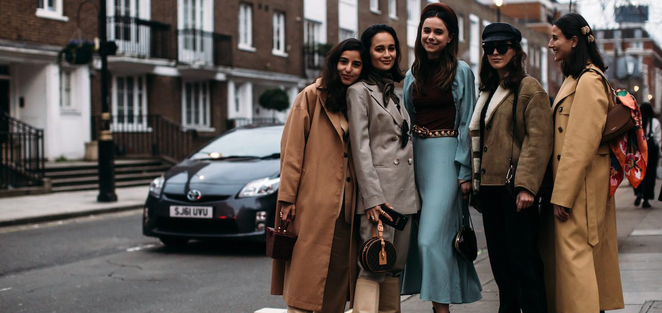 The Best Street Style Looks From London Fashion Week Fall 2019
