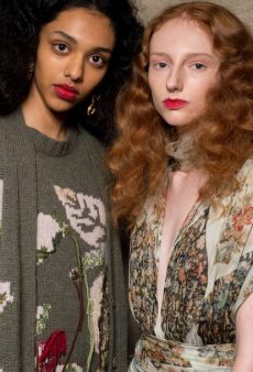 23 New York Fashion Week Fall 2019 Beauty Looks We Can't Stop Thinking About