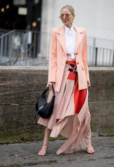 All the Best Street Style Looks From Paris Fashion Week
