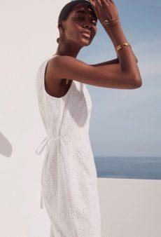 21 White Hot Dresses Made for Summer