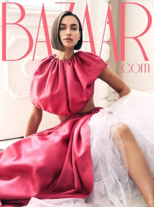 US Harper's Bazaar 'Digital Edition' Summer 2019 : Irina Shayk by Zoey Grossman
