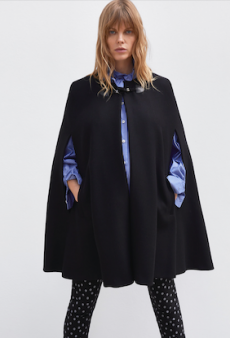 You Don't Need to Be a Superhero to Rock a Cape This Fall