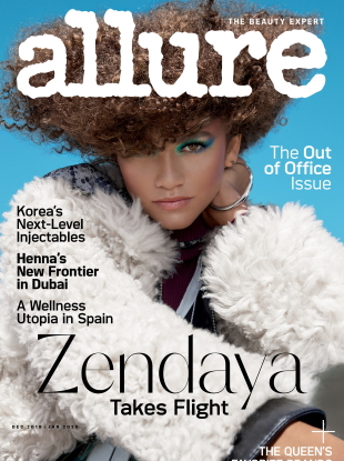 Allure December 2019/January 2020 : Zendaya by Miguel Reveriego