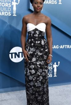 All the Red Hot Looks From the 2020 Screen Actors Guild Awards Red Carpet