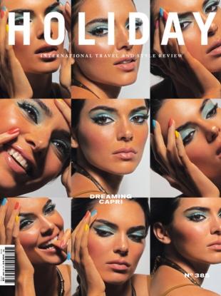 Holiday #358 S/S 2020 : Kendall Jenner by Inez van Lamsweerde & Vinoodh Matadin
